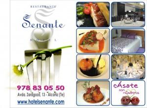 Hotel restaurante SENANTE